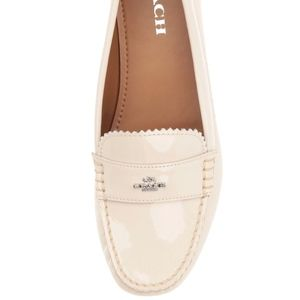 Coach Patent Loafers
